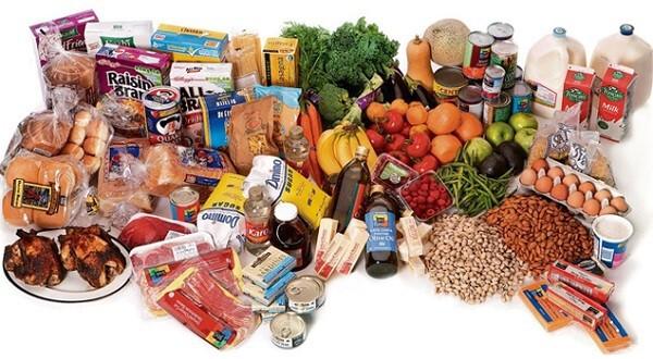 صادرات و واردات مواد غذایی