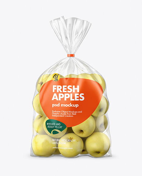 سیب زرد - Fresh Apple