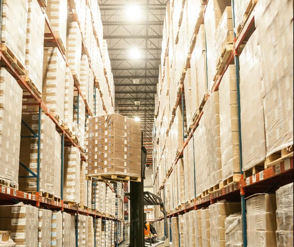 Storage - Warehouse- انبار سردخانه