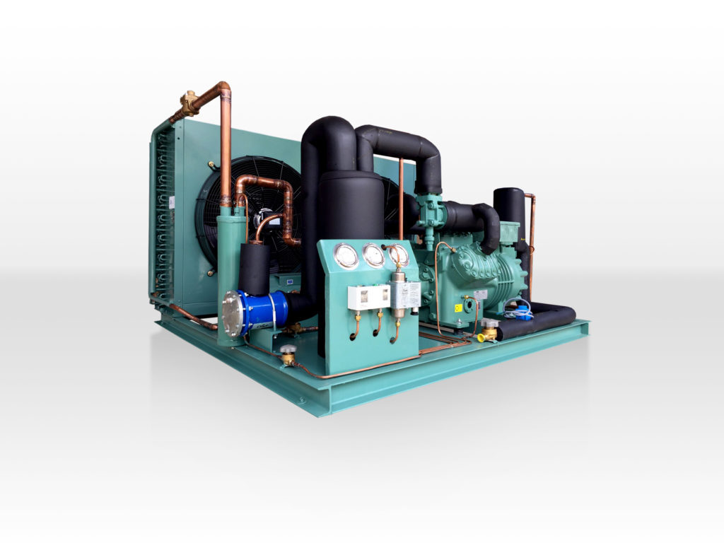 Freon Base Cooling System سیستم سرمایش فریونی