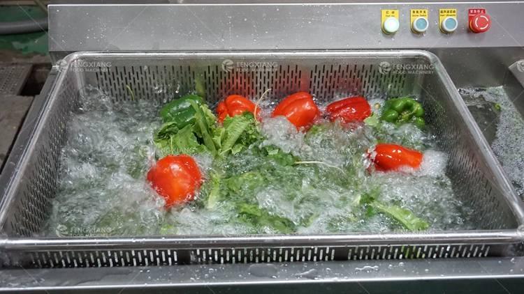 تیمار سبزیجات با ازن