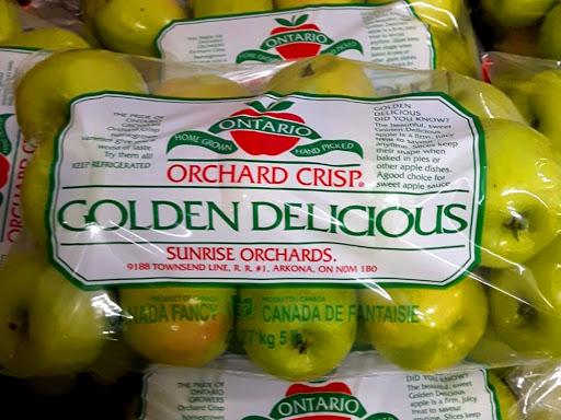 سیب زرد - Golden Apple