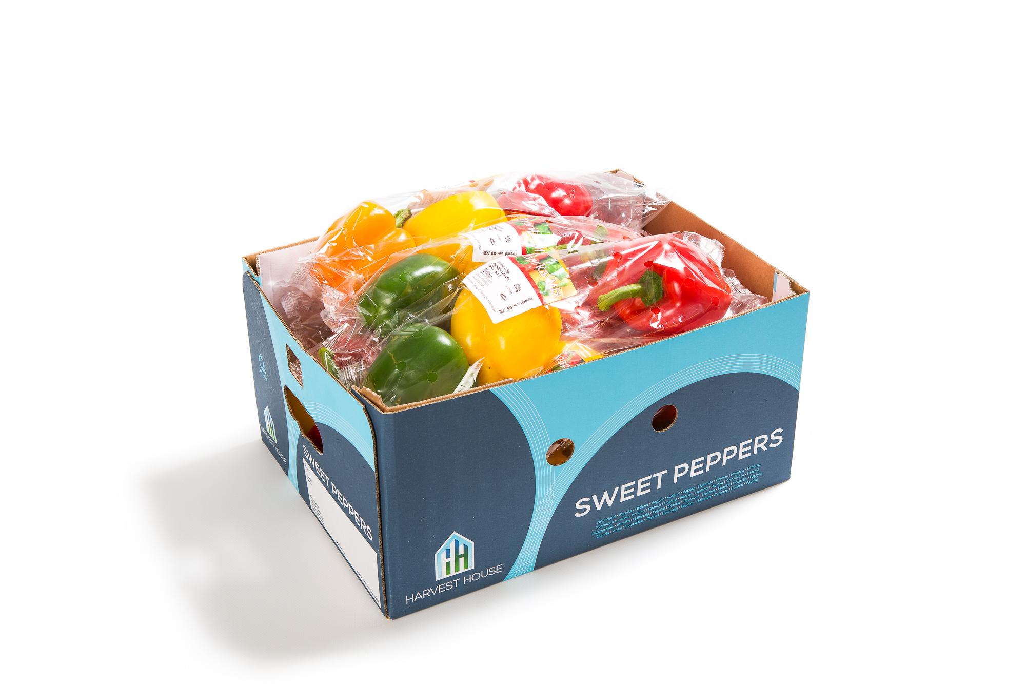 فلفل دلمه- Sweet Peppers