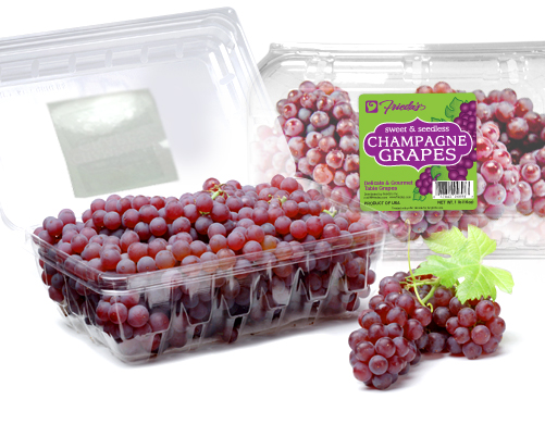 Champagne Grapes- انگور