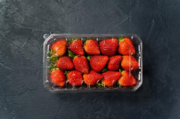 Strawberries- توت فرنگی