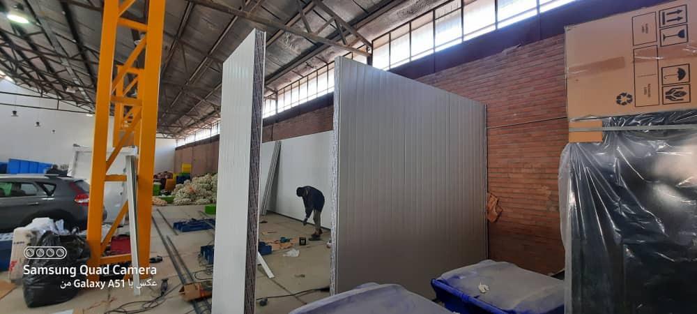 ساخت سردخانه اسنپ