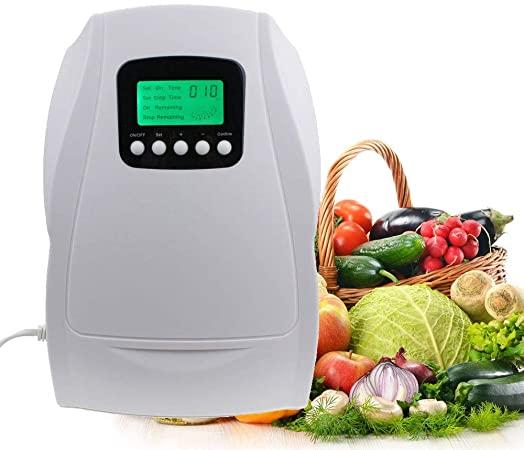 ازن و افزایش ماندگاری سبزیجات - Ozon