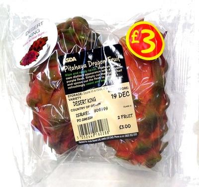 Dragon Fruit - میوهی اژدها