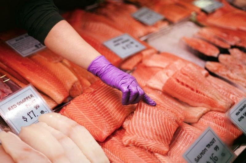 تجارت ماهی