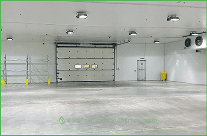 cold storage - سردخانه