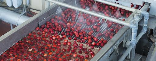 ازن سازی میوه و سبزیجات
