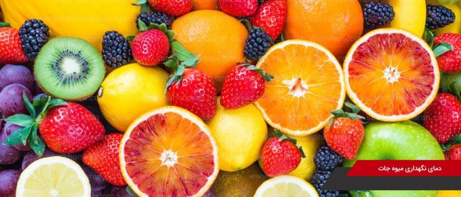 نگهداری میوه در سردخانه